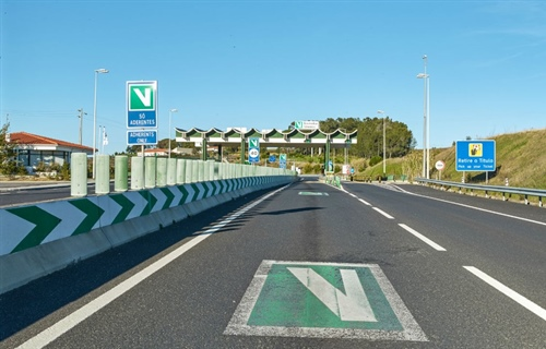 Toll charge changes